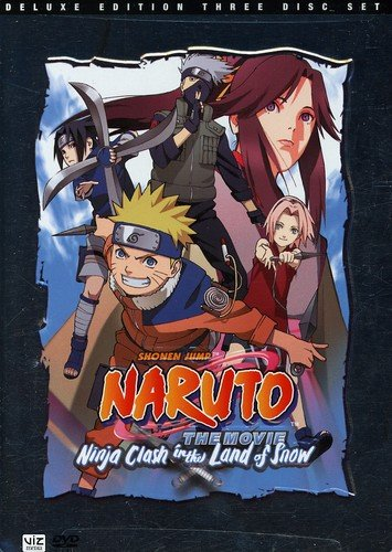 Naruto the Movie: Ninja Clash in the Land of Snow - Deluxe Edition