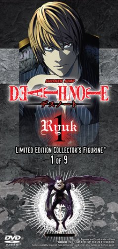 Death Note Vol 1 with Limited Edition Ryuk Figurine