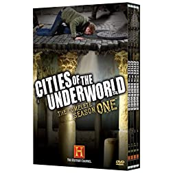 Cities of the Underworld - The Complete Season 1 (History Channel)