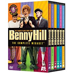 Benny Hill - Complete & Unadulterated Megaset (1969-1989)