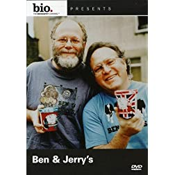 Biography - Ben & Jerry's