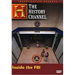 Investigative Reports - Inside the FBI (History Channel)