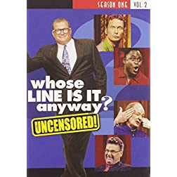 Whose Line Is It Anyway: Season 1, Vol 2