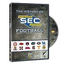 History of Sec Football