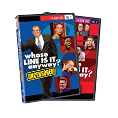 Whose Line Is It Anyway: Season 1, Vol. 1 and 2