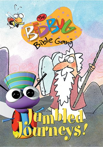 Bedbug Bible Gang: Jumbled Journey