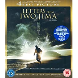 Letters from Iwo Jim [Blu-ray]