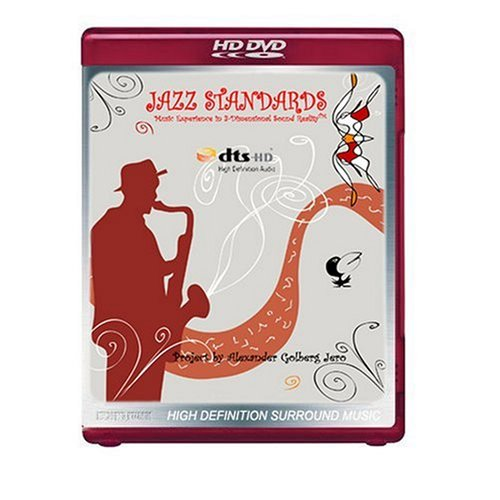 Jazz Standards - Music Experience in 3-Dimensional Sound Reality [HD DVD]