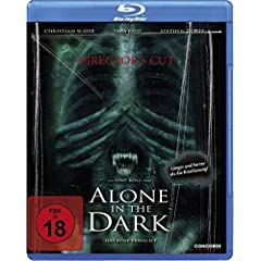 Alone in the Dark [Blu-ray]