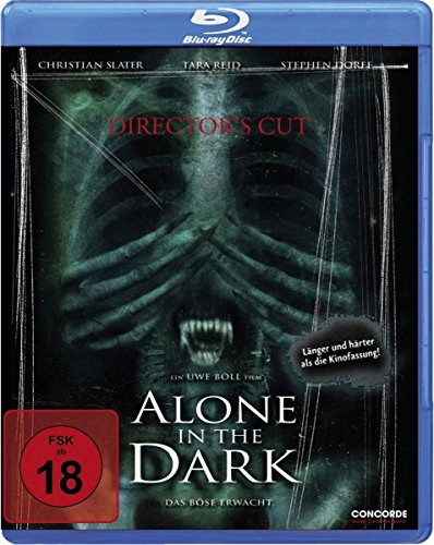 Alone in the Dark [Blu-ray]