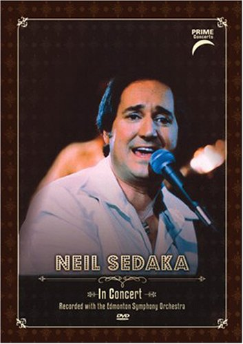 Neil Sedaka: In Concert with the Edmonton Symphony Orchestra