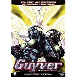 Guyver, Vol. 6: Pandemonium's Ransom