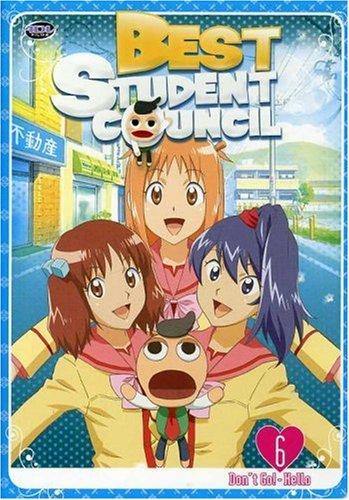Best Student Council, Vol. 6: Don't Go! Hello