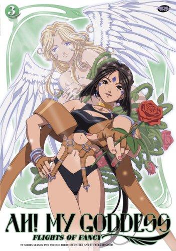 Ah! My Goddess, Season 2: Flights of Fancy, Vol. 3 - Reunited and It Feels So Good