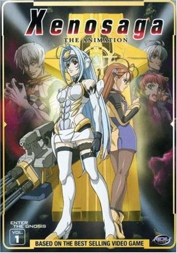 Xenosaga Vol. 1: Enter the Gnosis