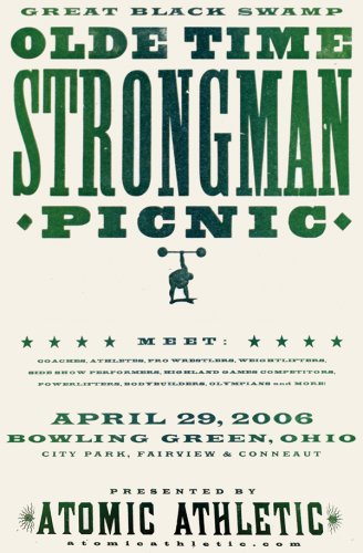 Great Black Swamp Olde Time Strongman Picnic