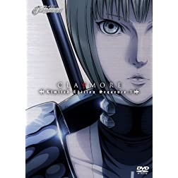 Vol. 5-Claymore Limited Edition Sequence [Region 2]
