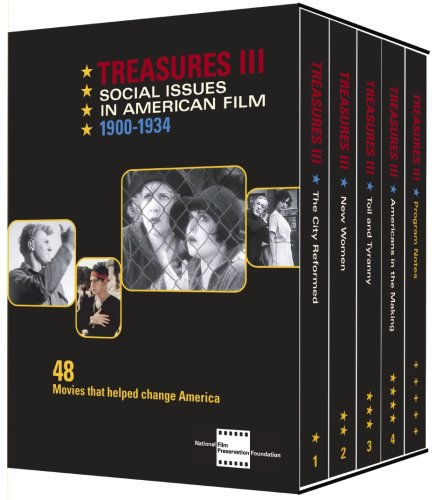 Treasures III: Social Issues in American Film, 1900-1934