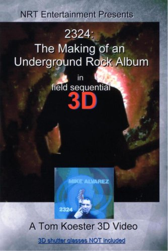 2324:Making an Underground Rock Album in 3D Interlace