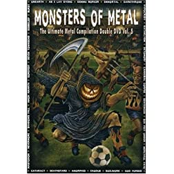 Monsters of Death, Vol. 5