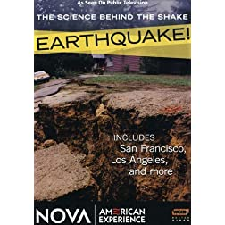 Nova: Earthquake the Science Behind the Shake