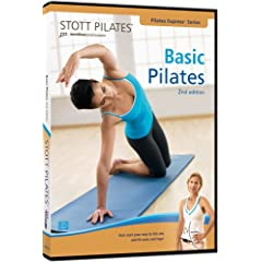 Stott Pilates: Basic Pilates 2nd Edition