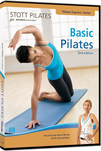 STOTT PILATES: Basic Pilates 2nd Edition