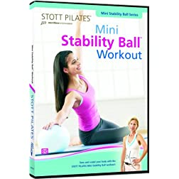 STOTT PILATES: Mini Flex-Ball Workout