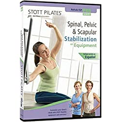 Spinal, Pelvic & Scapular Stabilization On Equipment