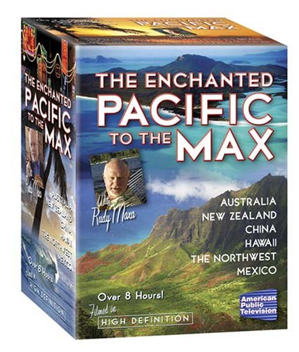 The Enchanted Pacific to the Max Set