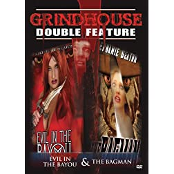Grindhouse Double Feature: Horror - Evil in the Bayou / Bagman