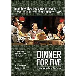 Dinner For Five #37