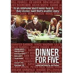 Dinner For Five #18