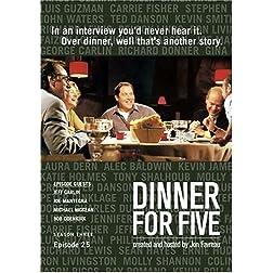 Dinner For Five #25