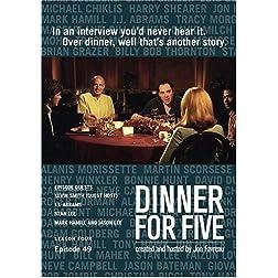 Dinner For Five #49