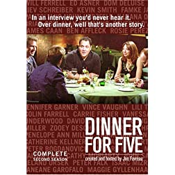 Dinner For Five: The Complete Second Season