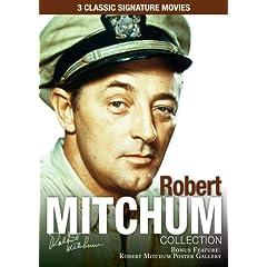 Robert Mitchum: Signature Collection