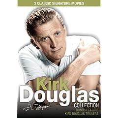 Kirk Douglas: Signature Collection
