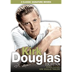 Kirk Douglas: Signature Collection