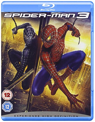 Spider Man 3 [Blu-ray]
