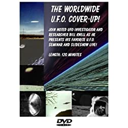 The Worldwide UFO Cover-Up