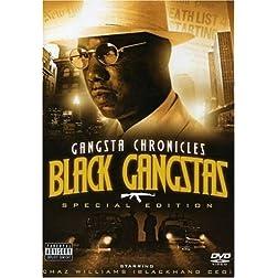Gangsta Chronicles: Black Gangstas (Spec)