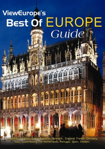 View Europe's Best Of Europe Guide