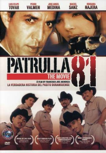 Patrulla 81: The Movie