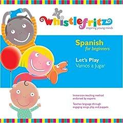 Vamos a Jugar (Let's Play): Spanish for Beginners