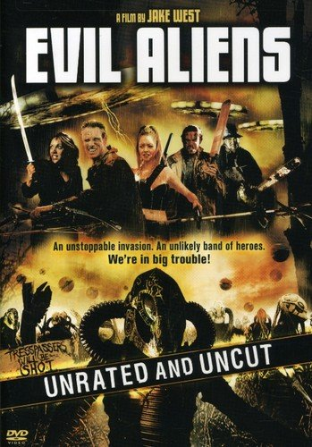 Evil Aliens (Unrated)