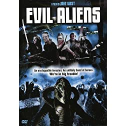 Evil Aliens (R-Rated)