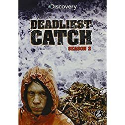 Deadliest Catch: Season 2 (3pc)