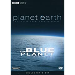 Planet Earth & The Blue Planet Seas of Life (Special Collector's Edition)