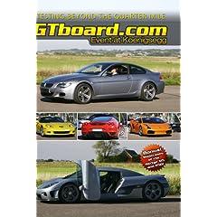gtboard.com: Event at Koenigsegg, DVD PAL-version